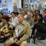 Встреча Сергея Лукьяненко с читателями в Киеве