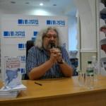 Встреча Андрея Максимова с читателями в Киеве