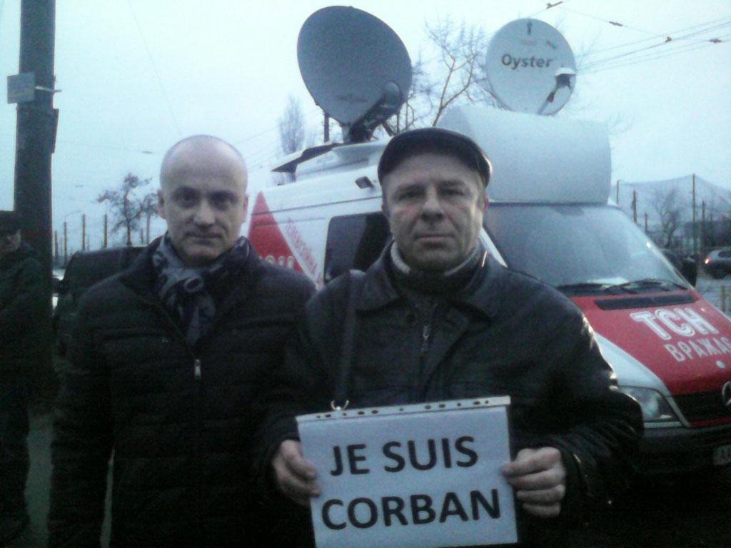Юрий Павленко и Андрей Денисенко