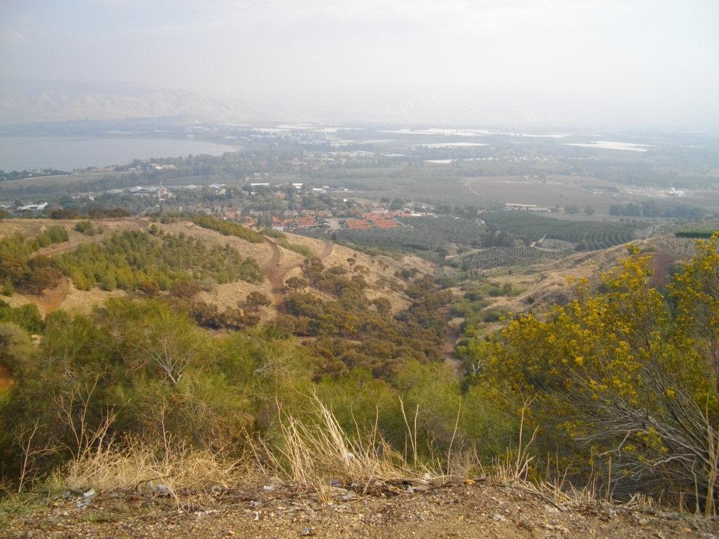 Галилейская долина
