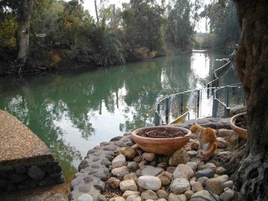 Святая река Иордан
