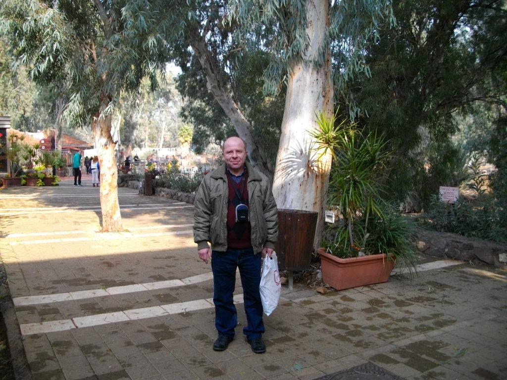 Я на берегу святой реки Иордан