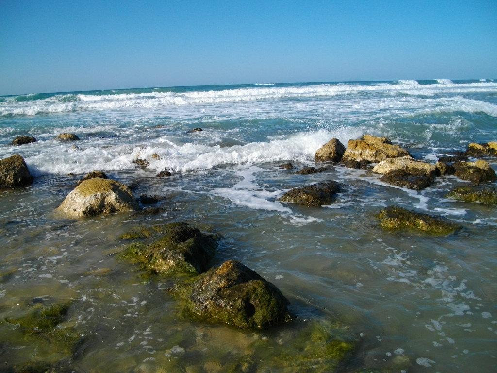 Пляж Бат-Яма