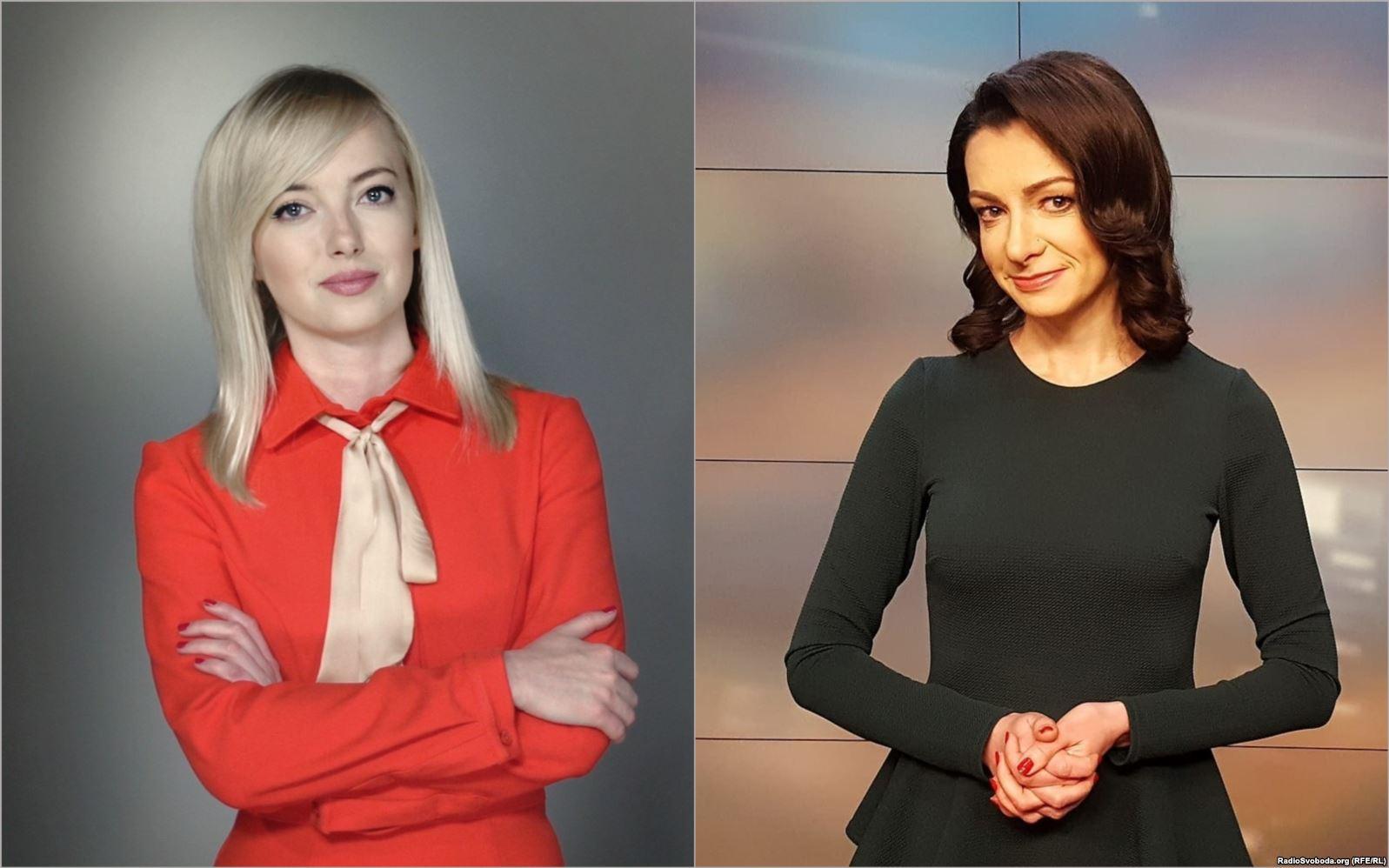 Наталья Седлецкая и Кристина Бердинских